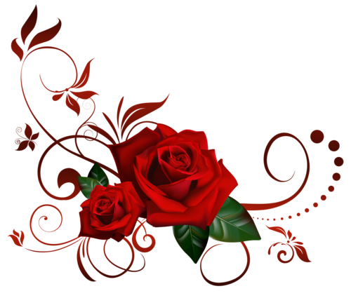 Rose_flowers_png_11